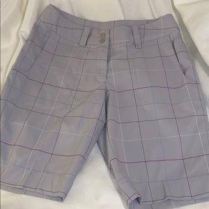 Nike Dri-Fit Golf shorts size 6